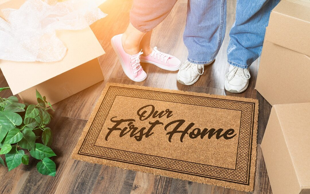 First time buyers are using a mortgage broker