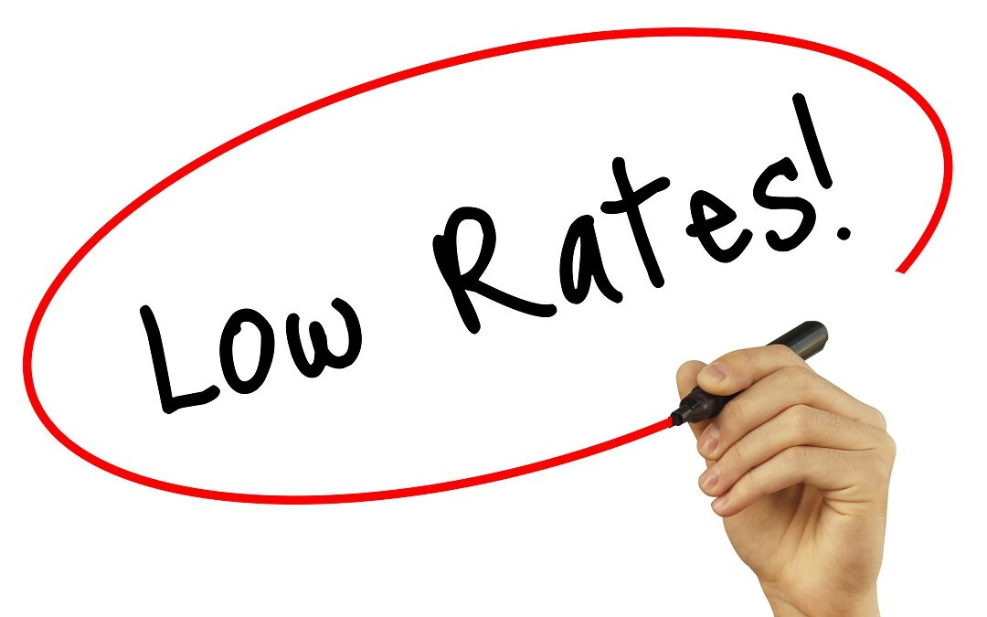 Now's the time to take advantage of low mortgage rates